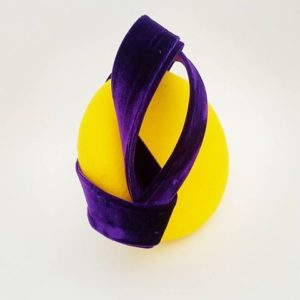Velvet Crush Headpiece