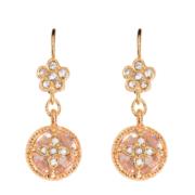 Gold Rumour Earrings