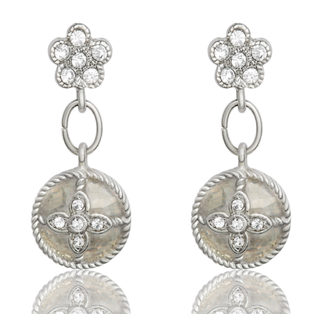 Silver Rumour Earrings