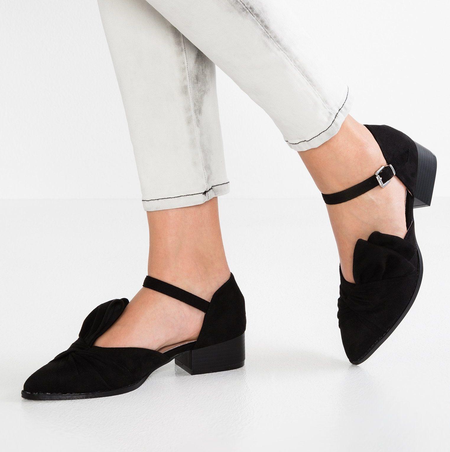 6feab2eb352 Imogen Half Bow Shoe – Divine Boutique