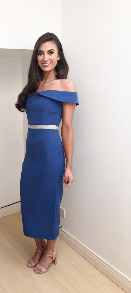 7b600cc915 Embellished Waist Dress – Divine Boutique