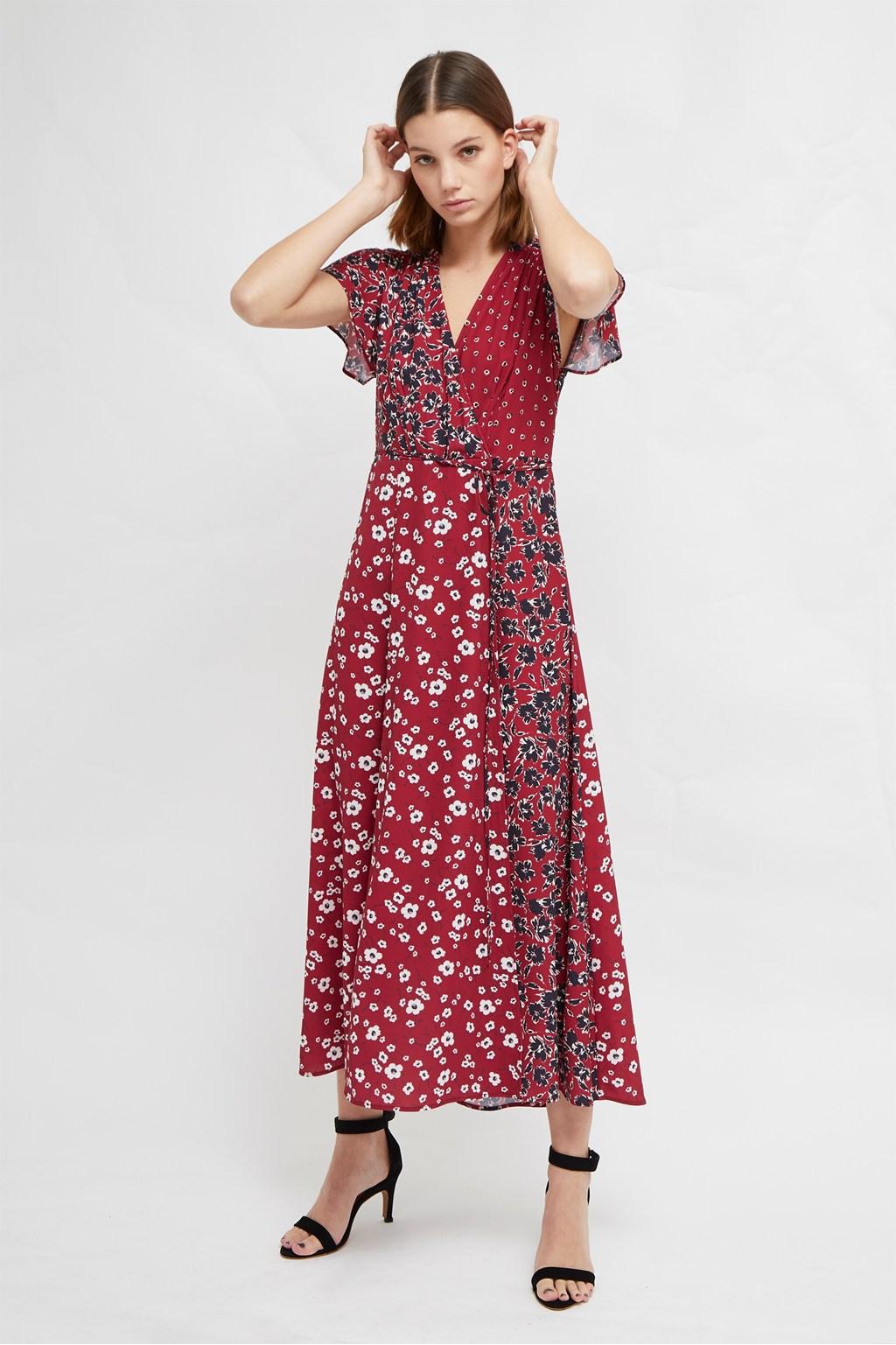 a16e93c44d1 Aliyah Crepe Maxi Dress – Divine Boutique
