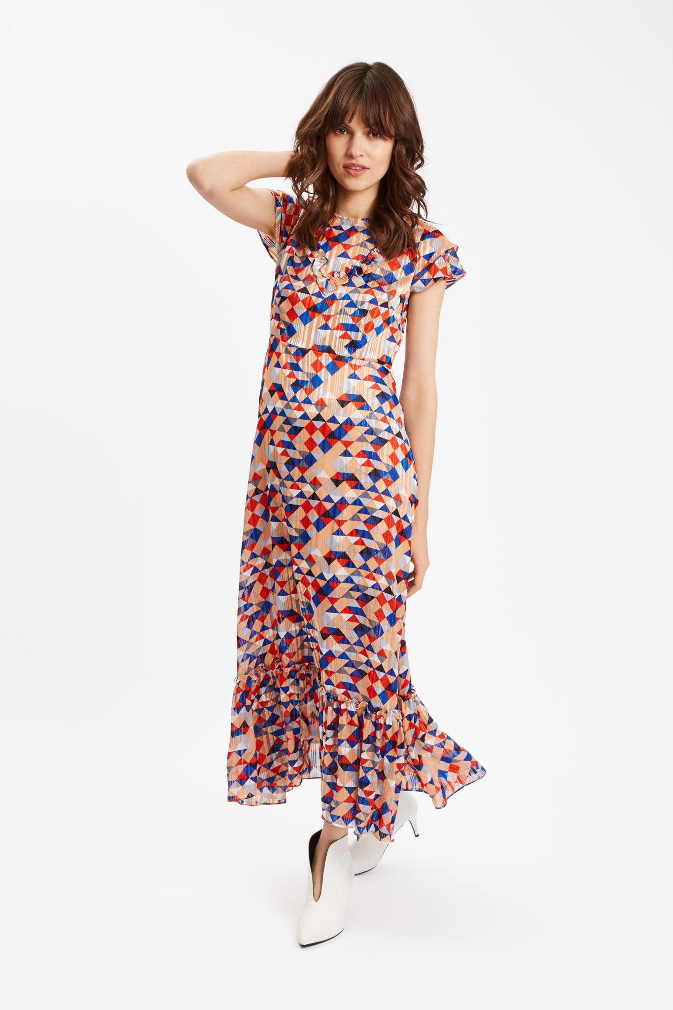 98f9faf1b7 Forgiven Geo Print Dress – Divine Boutique