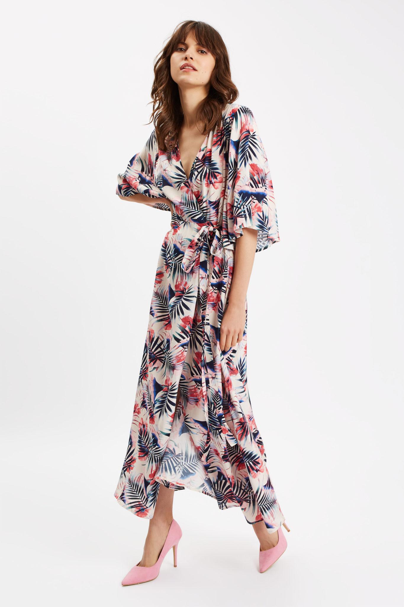 3b2fab73c6d3 Palm Print Maxi Dress – Divine Boutique